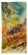 Watercolor 115060 Beach Towel