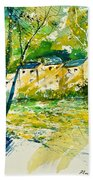 Watercolor 115080 Beach Towel