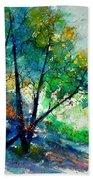 Watercolor 119042 Beach Towel