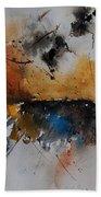Watercolor 901150 Beach Towel