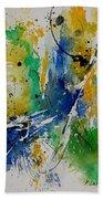 Watercolor  902180 Beach Sheet