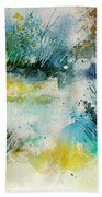Watercolor  906020 Beach Towel