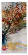 Watercolor 908002 Beach Towel