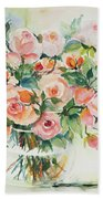 Watercolor Series 13 Beach Towel