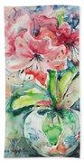 Watercolor Series 139 Beach Towel