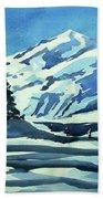 Watercolor3977 Beach Towel