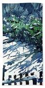 Watercolor4597 Beach Towel