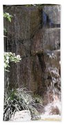 Waterfall 13 Beach Towel