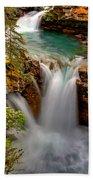 Waterfall Canyon Beach Towel