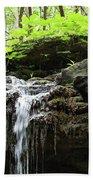 Waterfall Topper Beach Towel