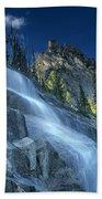 Waterfall Trail Beach Towel