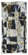 Waterfalling Beach Towel