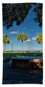 Waterfront Park. Beach Towel