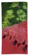 Watermelon Slice Beach Towel