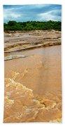 Waters Of Thwake Beach Towel