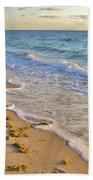 Wave Meditation Beach Towel