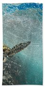 Wave Rider Turtle Beach Towel