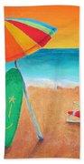 Wave Watch Beach Sheet