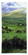 Way To Ardara Ireland Beach Towel