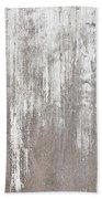 Weathered Metal Beach Towel
