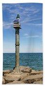Webster Jetty Light Beach Towel