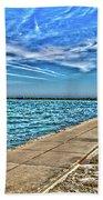Webster Promenade Beach Towel