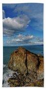 Wedding Rock Patrick Point Beach Towel