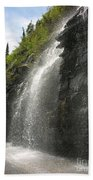 Weeping Wall Beach Towel by Diane Greco-Lesser