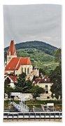 Weissenkirchen  Austria Dan096 Beach Towel