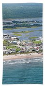 Welcome Aboard Surf City Topsail Island Beach Towel