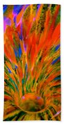 Well Of Colors Beach Towel