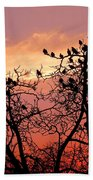 Wente Road Sunset Beach Towel