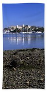 Wentworth By The Sea Hotel - New Castle New Hampshire Usa Beach Towel
