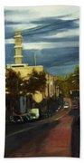 West Brighton - October Beach Towel