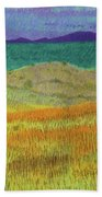 Western Edge Prairie Dream Beach Towel