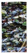 Wet Rocks Beach Towel