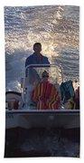 Whaler Beach Towel