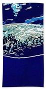 Whaleshark  Beach Towel