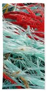 What Makes Lobsters Smile Beach Towel