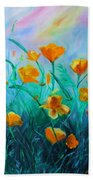 What'a Up Buttercup? Beach Towel