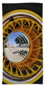 Wheel Nice Beach Sheet