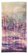 When Earth And Sky Collide Beach Towel