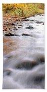 Where Peaceful Waters Flow Beach Towel