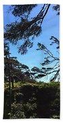 Whimsical Trees Beach Towel