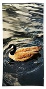 Whirling Beach Towel