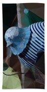 Whirly Bird Beach Towel