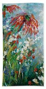 Whispering Charms Beach Towel