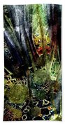 Whispers Of The Forest Beach Towel