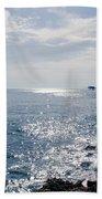 Whispers Of Wonders Beach Towel