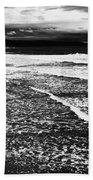 Whitby Sea And Sky  Beach Towel